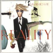 Click here for more info about 'David Bowie - Reality - 180gm Vinyl'