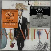 Click here for more info about 'David Bowie - Reality - Dual Disc'
