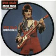Click here for more info about 'David Bowie - Rebel Rebel - 40th Anniversary'