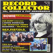 Click here for more info about 'David Bowie - Record Collector - May 2000'