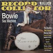 Click here for more info about 'David Bowie - Record Collector - October 2002'