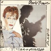 Click here for more info about 'David Bowie - Scary Monsters - Ex'