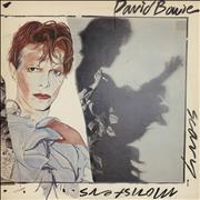 Click here for more info about 'David Bowie - Scary Monsters - VG'