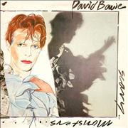 Click here for more info about 'David Bowie - Scary Monsters - 1st'