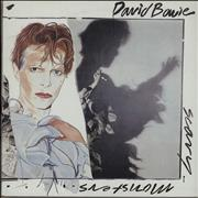 Click here for more info about 'David Bowie - Scary Monsters'