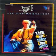 Click here for more info about 'David Bowie - Serious Moonlight - Video'