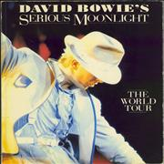Click here for more info about 'David Bowie - Serious Moonlight: The World Tour - EX'