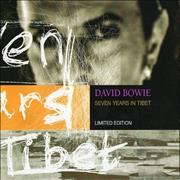 Click here for more info about 'David Bowie - Seven Years In Tibet - Digipak'