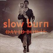 Click here for more info about 'David Bowie - Slow Burn'