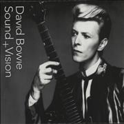Click here for more info about 'David Bowie - Sound + Vision - Sealed'