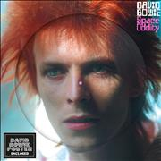 Click here for more info about 'David Bowie - Space Oddity + Poster'