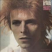 Click here for more info about 'David Bowie - Space Oddity - 2nd - EX'