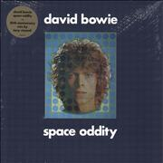 Click here for more info about 'David Bowie - Space Oddity - Black Vinyl - 50th Anniversary Mix'