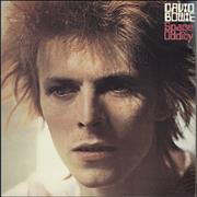 Click here for more info about 'David Bowie - Space Oddity - Clear Vinyl'