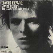 Click here for more info about 'David Bowie - Space Oddity - EX'