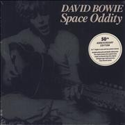Click here for more info about 'Space Oddity (50th Anniversary Edition) - Sealed Box'