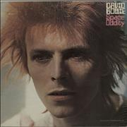 Click here for more info about 'David Bowie - Space Oddity - 1st + Inner - VG'