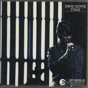 Click here for more info about 'David Bowie - Stage'