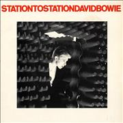 Click here for more info about 'David Bowie - Station To Station - Black Label'