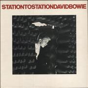 Click here for more info about 'David Bowie - Station To Station - EX'