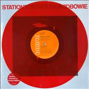 Click here for more info about ' - Station To Station - Red Vinyl - 45th Anniversary'