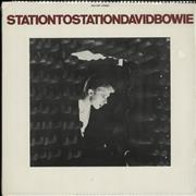 Click here for more info about 'David Bowie - Station To Station - Sealed'