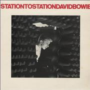 Click here for more info about 'David Bowie - Station To Station - 1st'