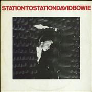 Click here for more info about 'David Bowie - Station To Station'
