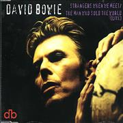 Click here for more info about 'David Bowie - Strangers When We Meet'