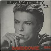 Click here for more info about 'David Bowie - Suffragette City'