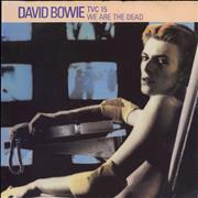 Click here for more info about 'David Bowie - TVC 15 - EX'