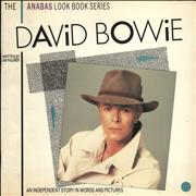 Click here for more info about 'David Bowie - The Anabas Look Book Series'