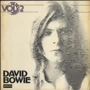 Click here for more info about 'David Bowie - The Beginning Vol.2 - EX'