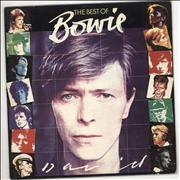 Click here for more info about 'David Bowie - The Best Of Bowie - Misprint'