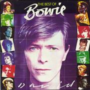 Click here for more info about 'David Bowie - The Best Of Bowie'