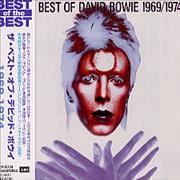 Click here for more info about 'David Bowie - The Best Of David Bowie 1969/1974 + obi'