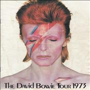 Click here for more info about 'David Bowie - The David Bowie Tour 1973 - VG'