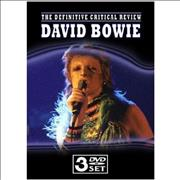 Click here for more info about 'David Bowie - The Definitive Critical Review'