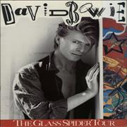 Click here for more info about 'David Bowie - The Glass Spider Tour + Ticket Stub + Flyer'