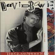 Click here for more info about 'David Bowie - The Glass Spider Tour'