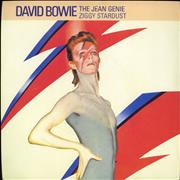 Click here for more info about 'David Bowie - The Jean Genie'