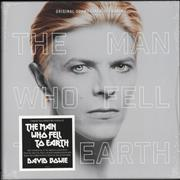 Click here for more info about 'The Man Who Fell To Earth - 2CD/2LP Box'