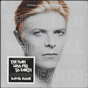 Click here for more info about 'The Man Who Fell To Earth - 2CD/2LP Box - Sealed'