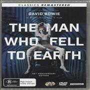 Click here for more info about 'The Man Who Fell To Earth - 40th Anniversary Edition'