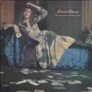 Click here for more info about 'David Bowie - The Man Who Sold The World - Clear Vinyl'