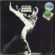 Click here for more info about 'David Bowie - The Man Who Sold The World - Lifetimes sticker'