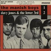 Click here for more info about 'David Bowie - The Manish Boys / Davy Jones And The Lower Third EP'