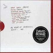 Click here for more info about 'David Bowie - The 'Mercury' Demos - Sealed'