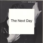 Click here for more info about 'David Bowie - The Next Day'