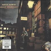 Click here for more info about 'David Bowie - The Rise And Fall Of Ziggy - 180gm Vinyl + Shrink'
